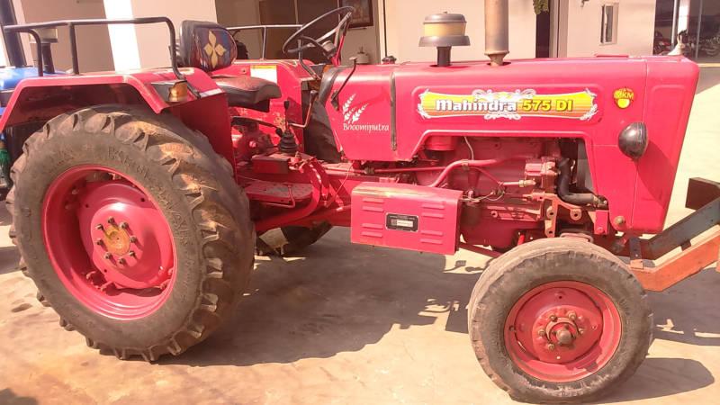 Buy used : MH-575 Tractor online in Guntur, ANDHRA PRADESH