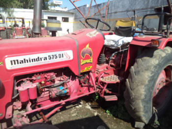 Search used tractors online